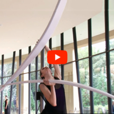 "Trailer video for ""A Winter Garden Garden,"" a multi-disciplinary performance at Stanford University, 2017"